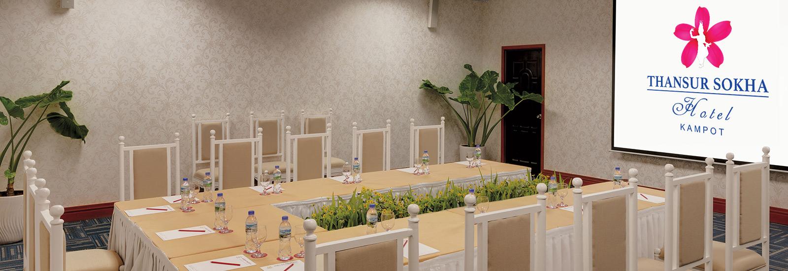 Bokor Meeting Room (Classroom Style)