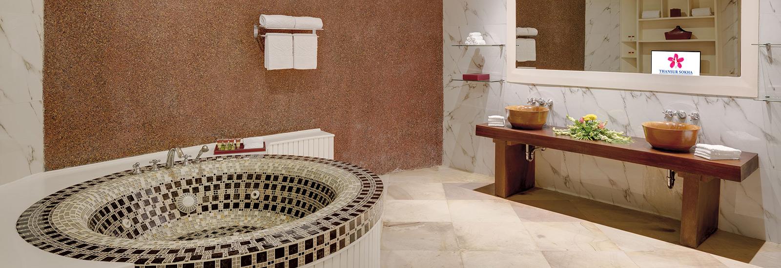 Yihup Villa Suite Lounge