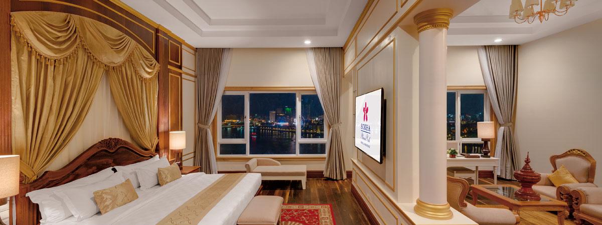 Royal Sokha Suite Master Room