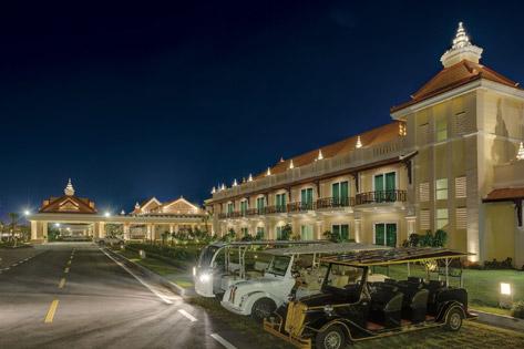 Sokha Hotels & Resorts - 5 Star Hotel in Cambodia
