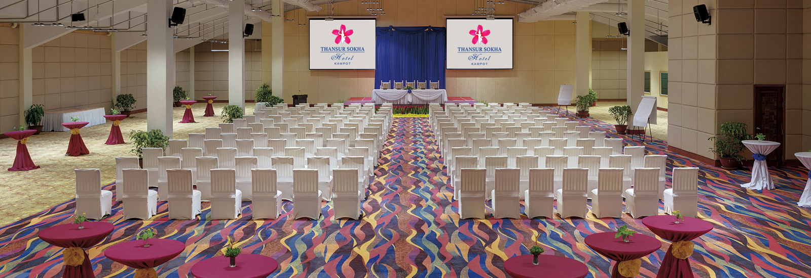 Bokor Conference Hall
