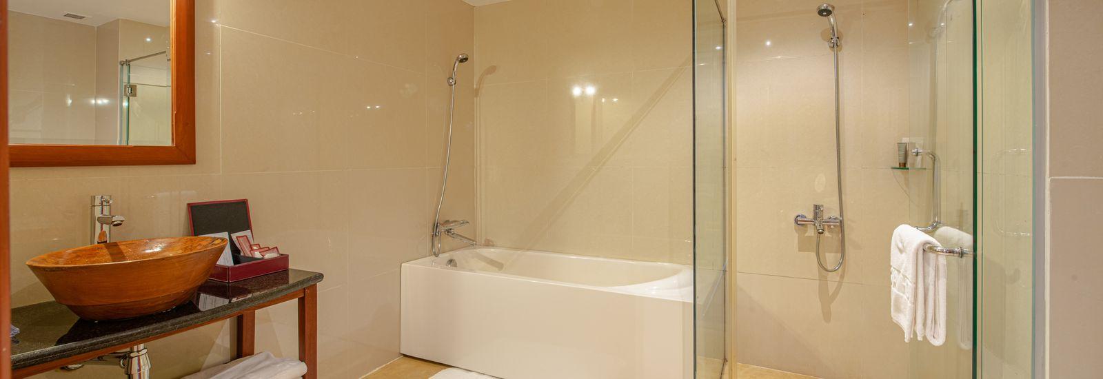 Rumdul Suite Bathroom