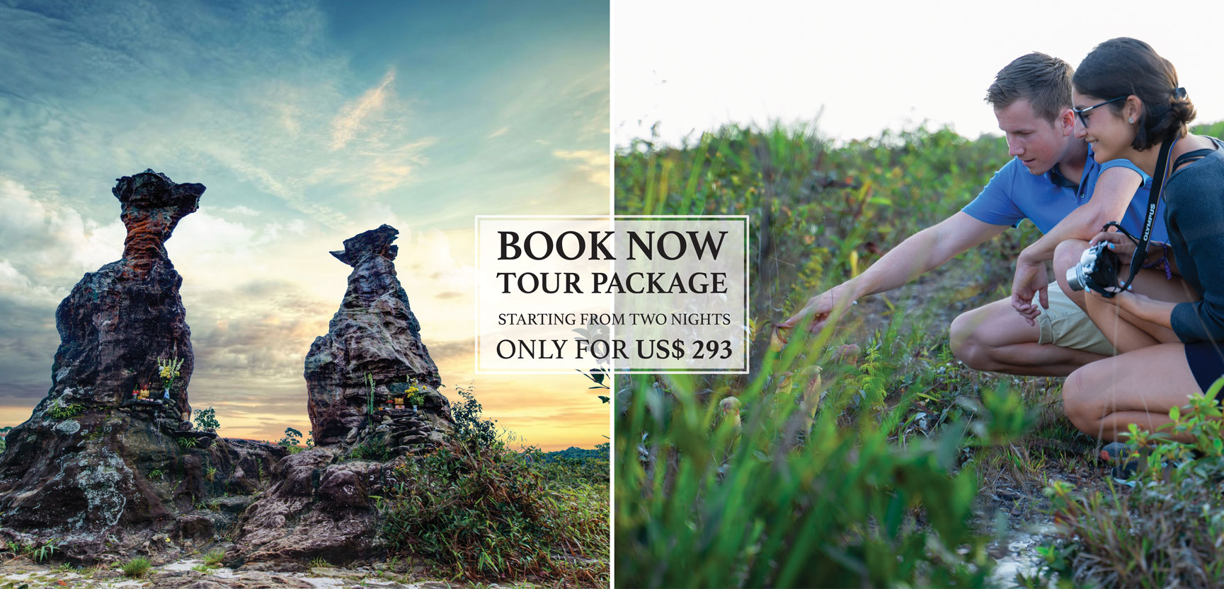 Sight-Seeing Tour Package