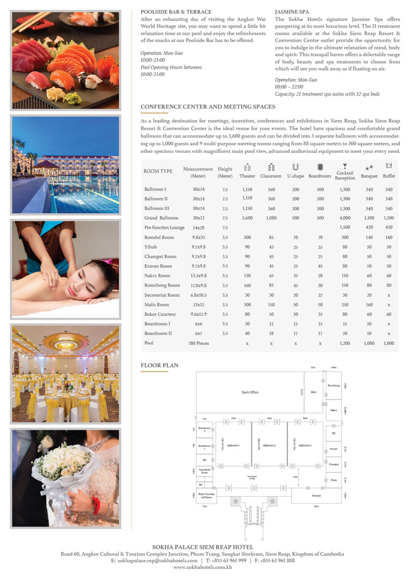Sokha Palace Siem Reap Resort fact-sheet 02